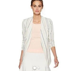 BCBGeneration• Striped Tuxedo Blazer